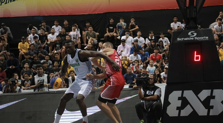 Nigeria open training camp ahead of FIBA 3x3 Africa Cup 2018 Qualifiers
