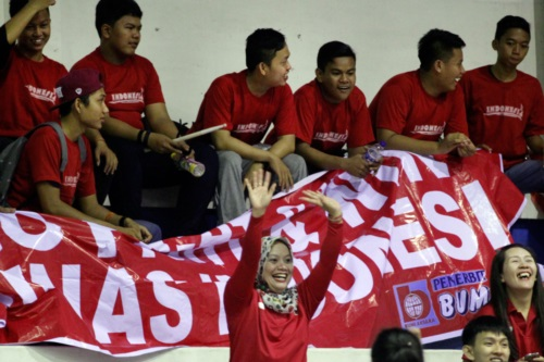 Indonesia Fans