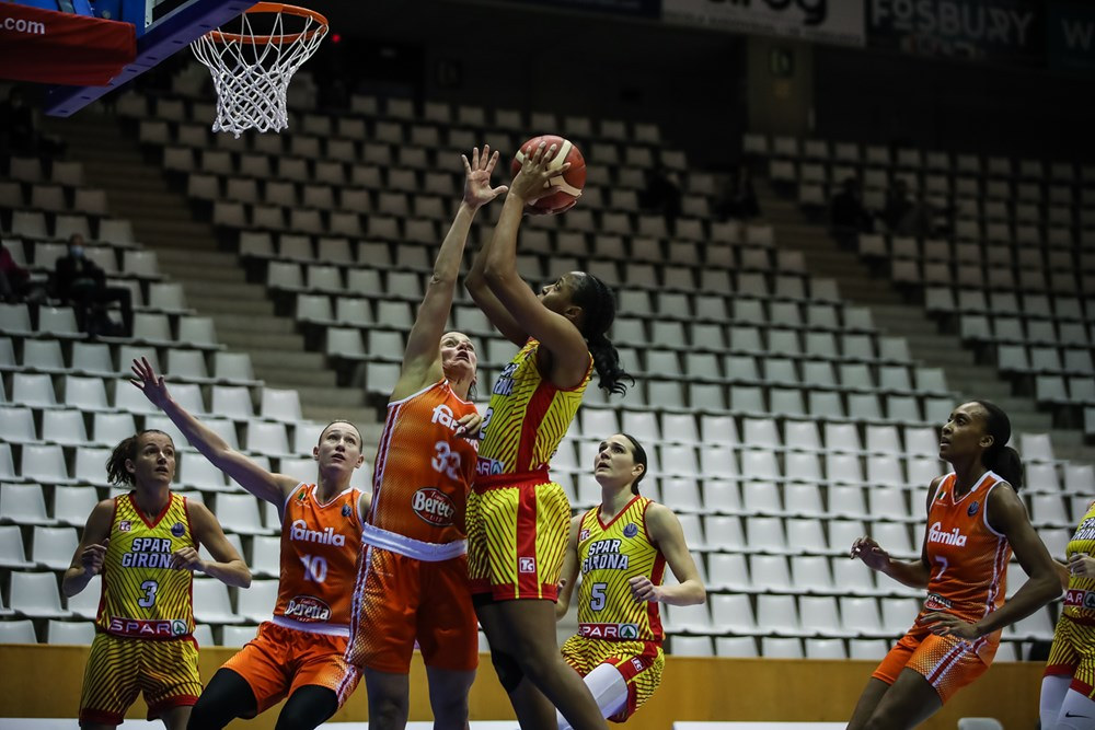 EuroLeague Women, Schio cede a Girona nel finale