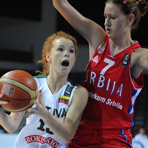 Dalia BELICKAITE (Lithuania)