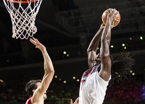 7 Kenneth FARIED (USA)