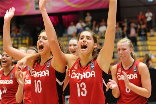 13. Khaleann CARON-GOUDREAU (Canada)