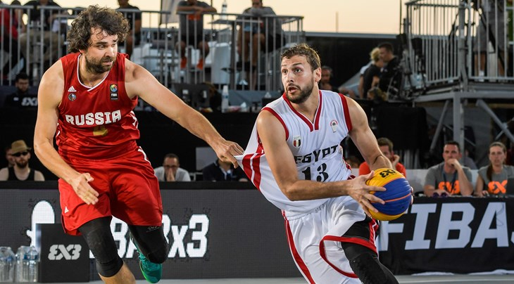 El Sabbagh hungry for podium finish at FIBA 3x3 Africa Cup