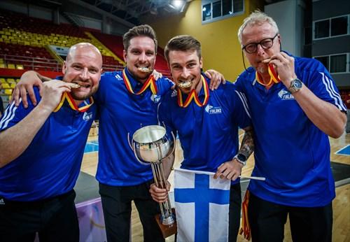 Niko Hellman (FIN), Jussi Laakso (FIN)