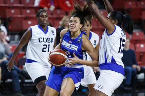 14 Yamile Rodriguez (DOM)