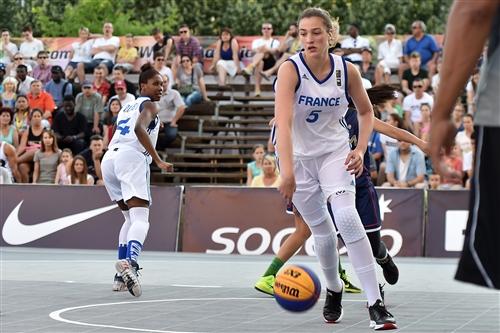 FRA vs GUM; Alexia CHARTEREAU (France)