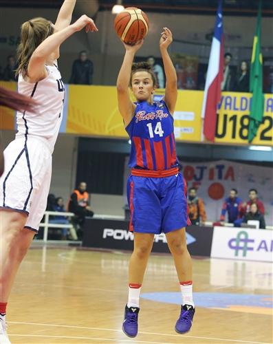 14 Nicolette Oppenheimer (PUR)