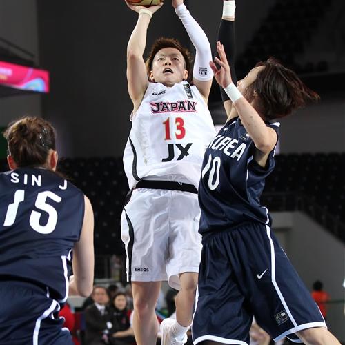 13. Yuko OGA (Japan)