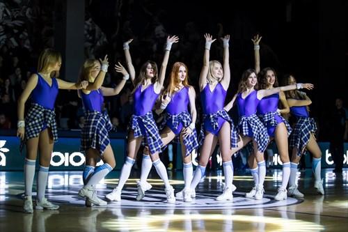 Dnipro Cheerleareds