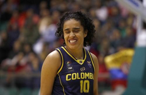 10 Mabel Martínez (COL)
