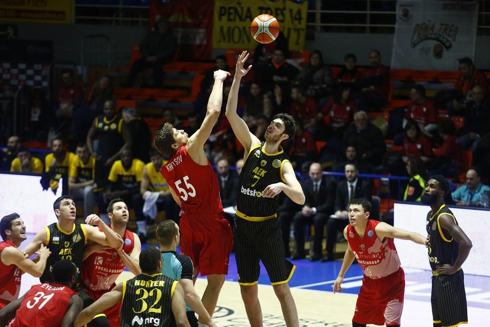 Calendario Eurobasket 2020.Montakit Fuenlabrada Basketball Champions League 2018 19