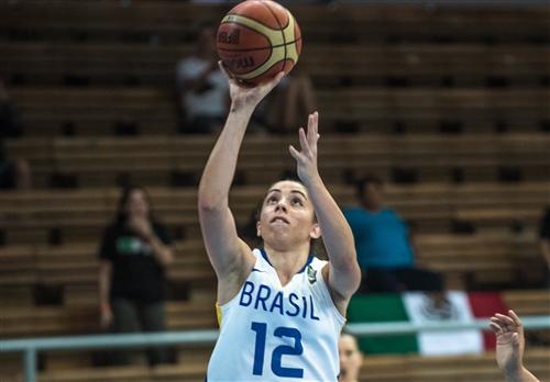 Aline  DE MOURA (Brazil)