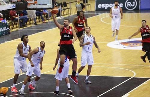 16 Carlos Olivinha (FLA)