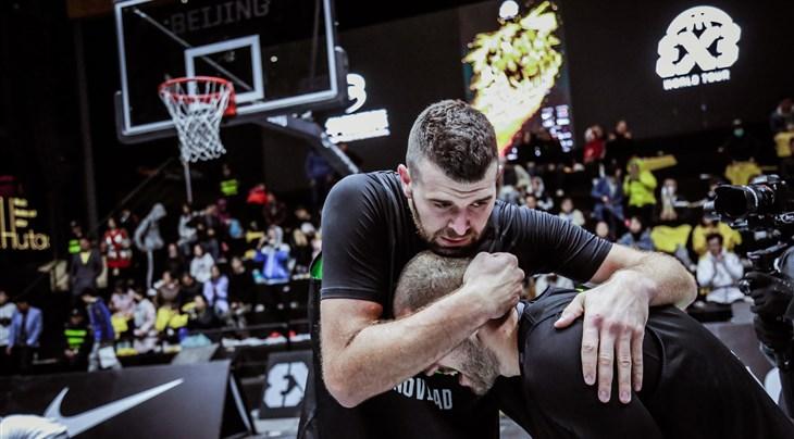 FIBA 3x3 World Tour 2018 winners Novi Sad to compete in Chengdu, Montreal and Los Angeles Masters