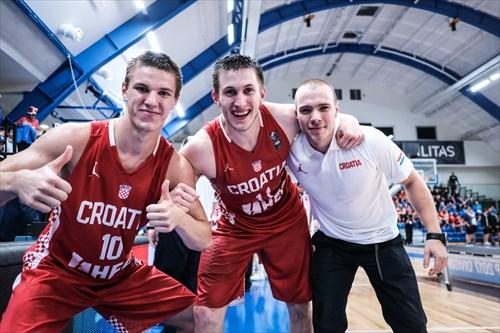 Vladimir Anzulovic (CRO), 11 Mateo Dreznjak (CRO), 10 Ivan Omrcen (CRO)