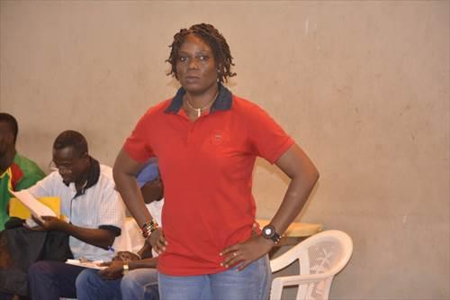 Coach Brigitte Affidehome Tonon (BEN)
