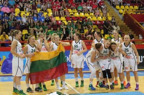 FIBA U16 Women's European Championship Division B 2015