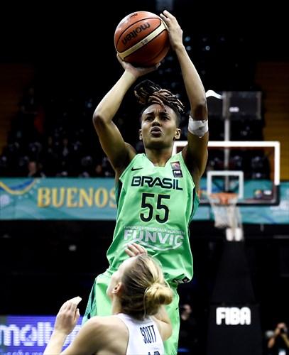 55 Raphaella Monteiro Da Silva (BRA)