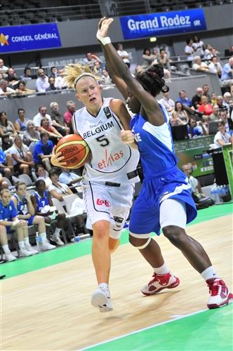 Julie VANLOO (Belgium)