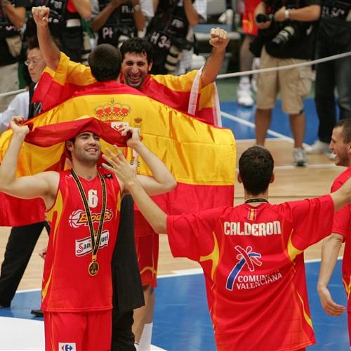 Team Spain; 6 Carlos CABEZAS (Spain)
