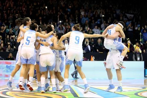 Argentina Celebrates
