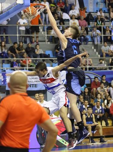 6 Juan Cruz Scacchi (ARG), 6 Roberto Mercado (PAR)