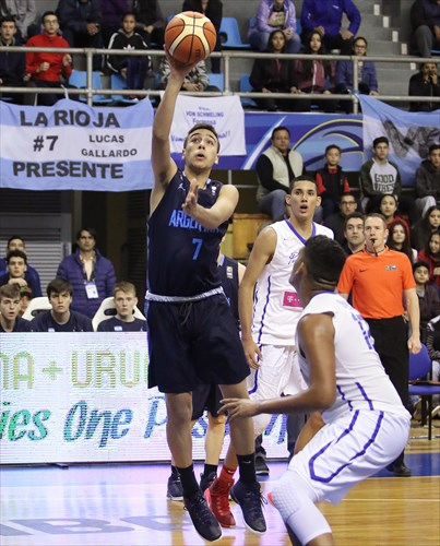 7 Lucas Gallardo (ARG)