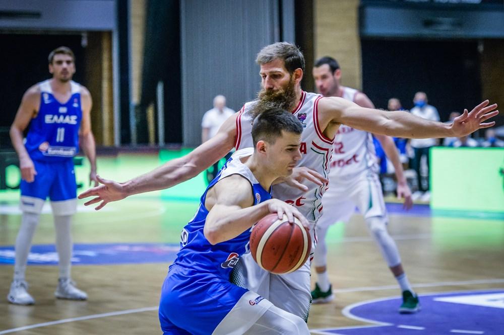 9 Chavdar Kostov (BUL), 18 Ioannis Agravanis (GRE)