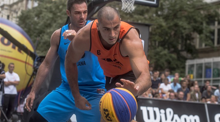 Three of the Top 6 teams in the world in 1 pool? Possible after FIBA 3x3 World Tour Lausanne Masters seeding