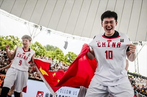 9 Jiayin Jiang (CHN), 10 Zhiting Zhang (CHN)