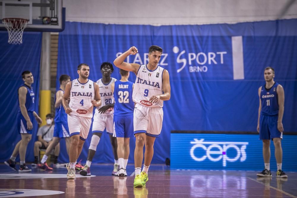 Matteo Spagnolo è ufficialmente un nuovo giocatore della Vanoli Cremona
