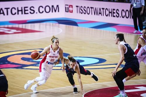 18 Ivana Dojkic (CRO)