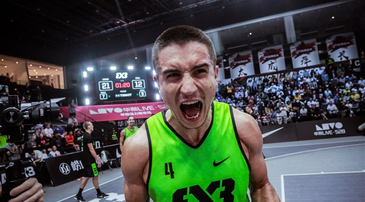 3x3 star Stojacic rejuvenated after 'life-changing' move to China