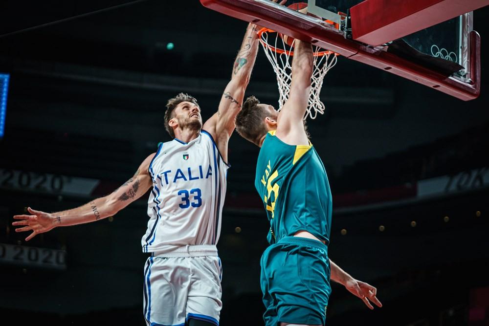 Tokyo 2020 | Italia – Australia 83-86, gli highlights di una sconfitta a testa alta