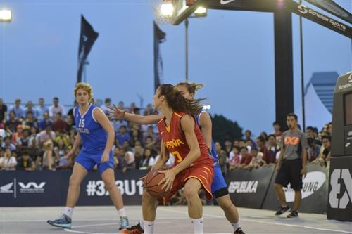 #10 Laia Flores (Team Spain)