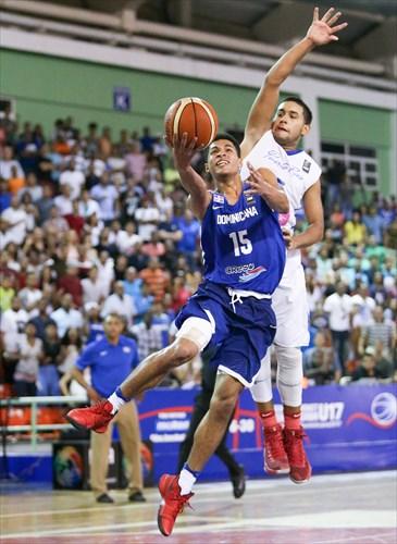 15 Luis Rolon (PUR), 15 Antonio Bonilla Jr (DOM)
