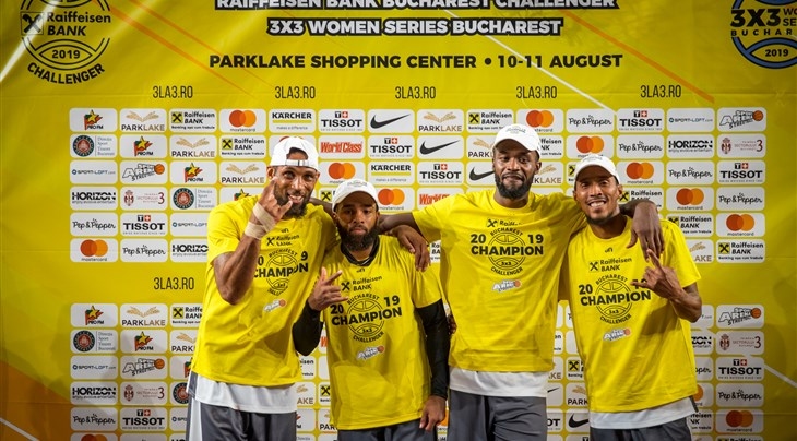 Unstoppable NY Harlem win Bucharest 3x3 Challenger
