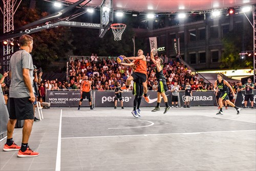Lausanne v Novi Sad Al Wanda - Final
