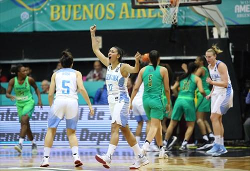 13 Debora Gonzalez (ARG)