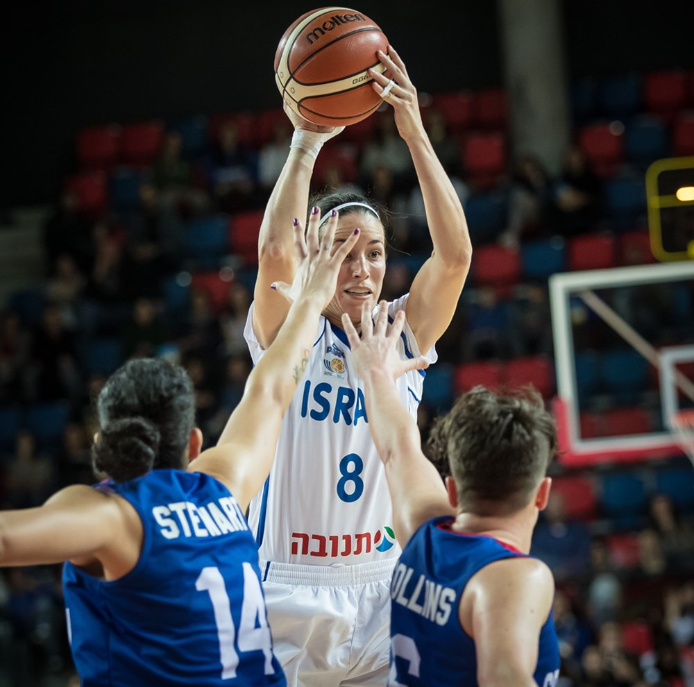 Shay Doron, WNBA