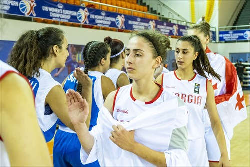 Georgian players disappointed for the loss of the title