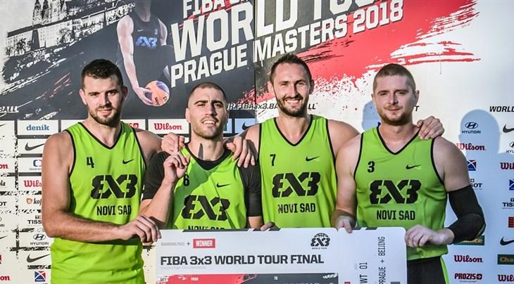 Novi Sad Al-Wahda among most dominant basketball teams in history