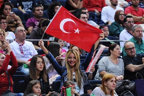 Fan Turkey