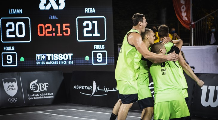 What we learnt from the FIBA 3x3 World Tour Doha Masters 2020