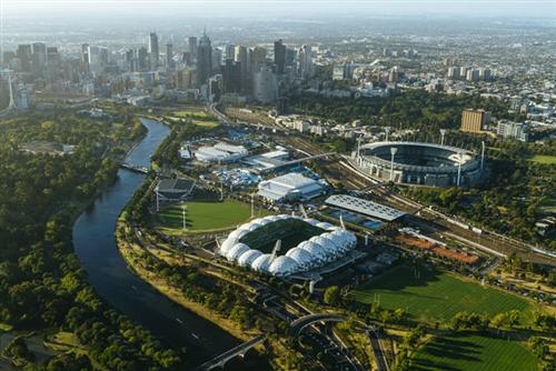 Melbourne, Sporting Precinct
