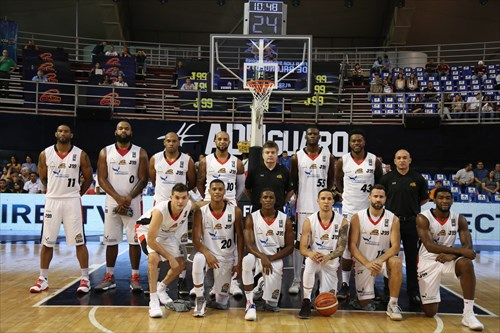 Guaron Team Photo (VEN)