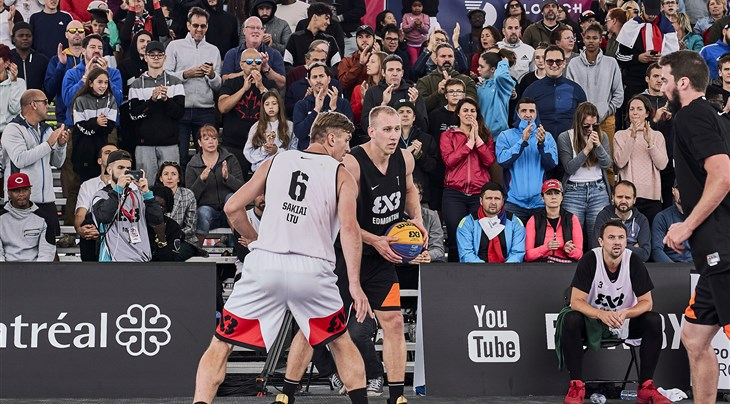 TriCon Events plan for bigger and bolder FIBA 3x3 World Tour events in Montreal