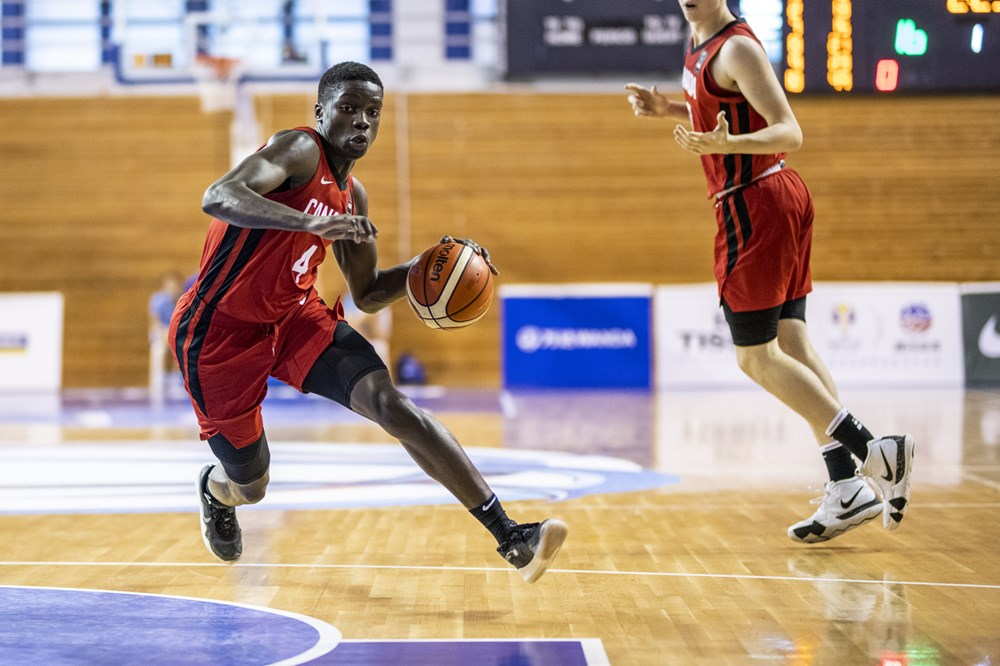 Karim Mane could be a potential first round pick in the 2020 draft.  (Photo: FIBA.)