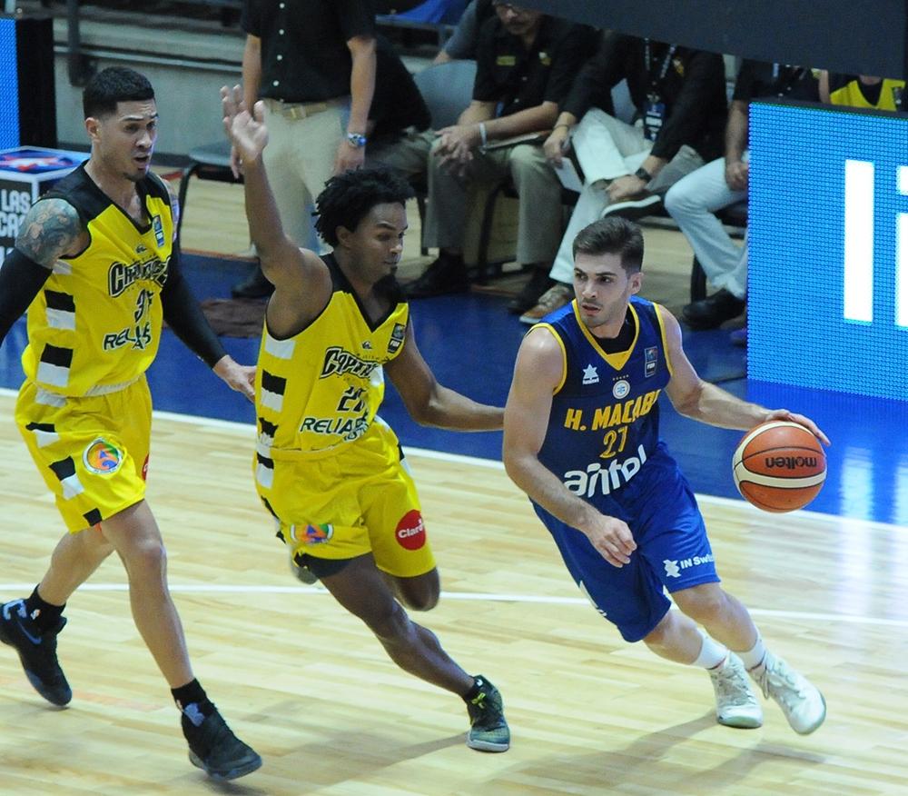 Luciano Parodi (Foto: FIBA Américas)