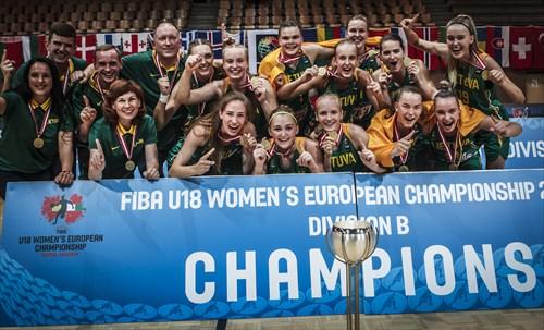 Champions, Lithuania